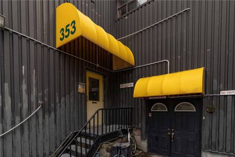 Commercial property for lease at 353 Eastern Ave Apartment 206 Toronto Ontario - MLS: E4664515