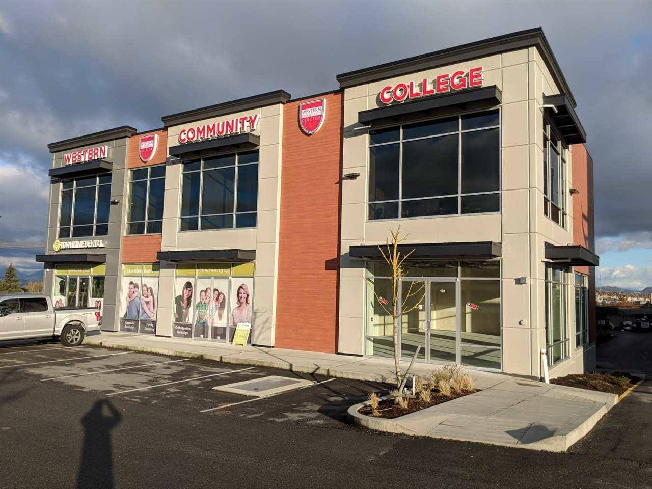 Commercial property for sale at 3710 Townline Rd Unit 206 Abbotsford British Columbia - MLS: C8029647