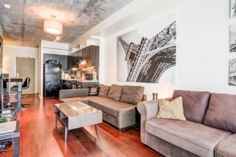 Apartment for rent at 38 Niagara St Unit 206 Toronto Ontario - MLS: C4633410