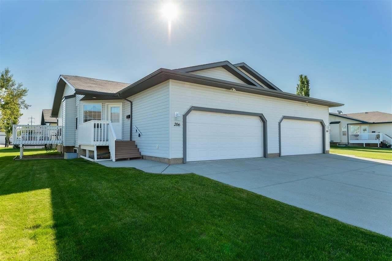 Townhouse for sale at 40 Highwood Bv Unit 206 Devon Alberta - MLS: E4200514