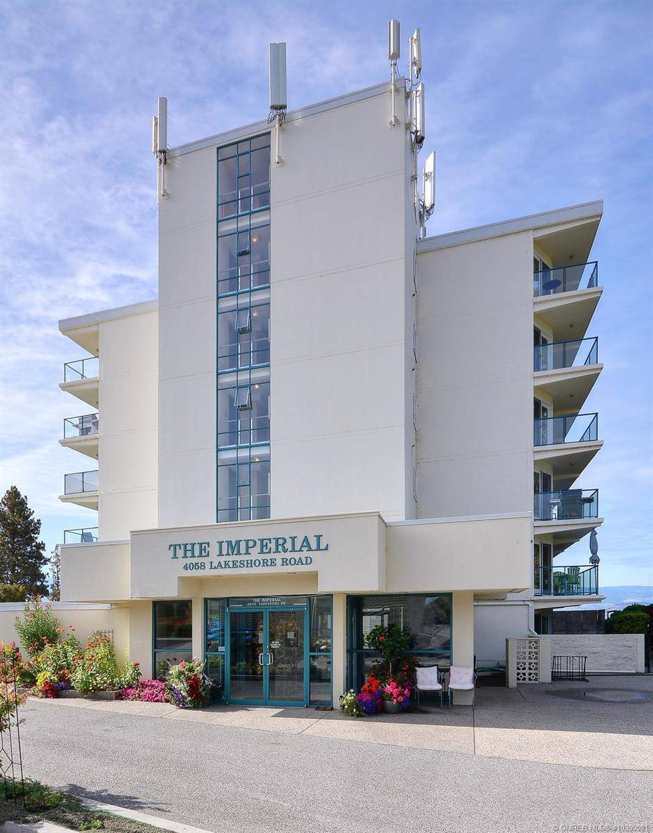 Condo for sale at 4058 Lakeshore Rd Unit 206 Kelowna British Columbia - MLS: 10200081