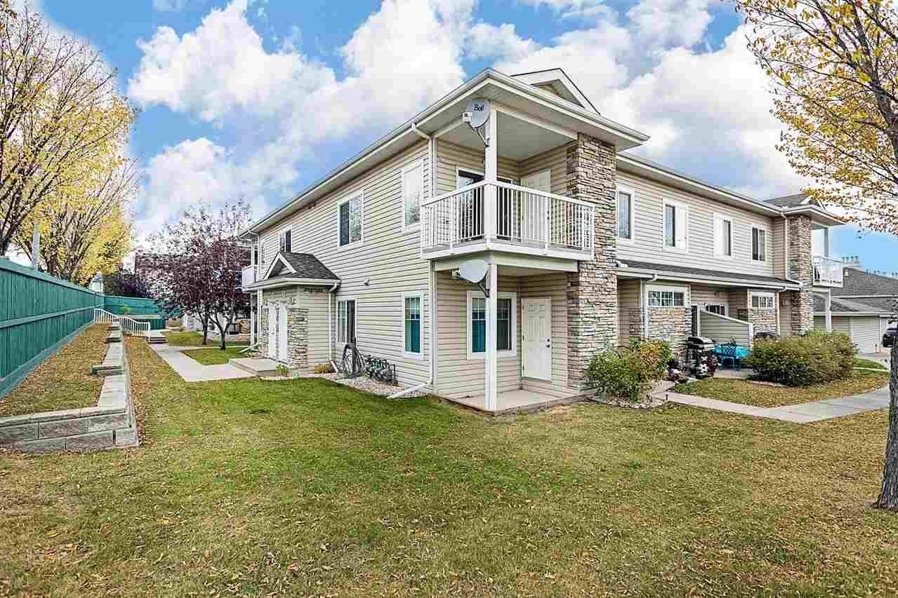 Townhouse for sale at 420 Cranberry Wy Unit 206 Sherwood Park Alberta - MLS: E4216096