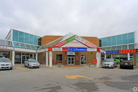 Commercial property for lease at 420 Highway 7 Hy Apartment 206 Richmond Hill Ontario - MLS: N4711001