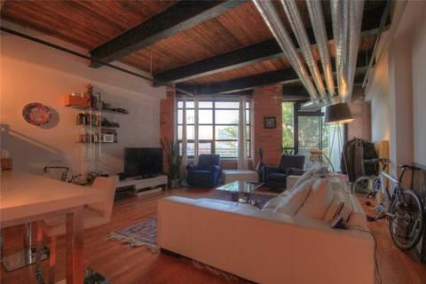 Apartment for rent at 43 Hanna Ave Unit 206 Toronto Ontario - MLS: C4525217