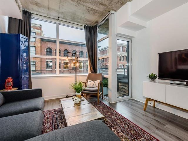 For Rent: 206 - 478 King Street, Toronto, ON | 1 Bed, 1 Bath Condo for $2,300. See 12 photos!