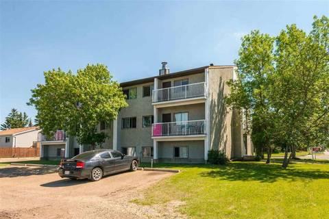 Condo for sale at 4804 34 Ave Nw Unit 206 Edmonton Alberta - MLS: E4138572
