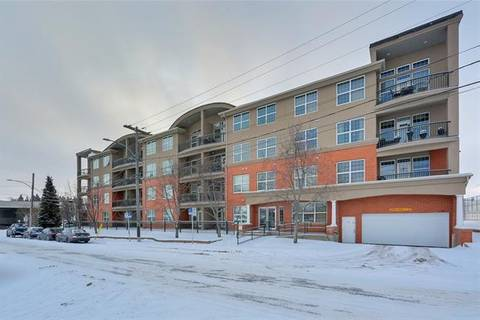 Condo for sale at 495 78 Ave Southwest Unit 206 Calgary Alberta - MLS: C4223181