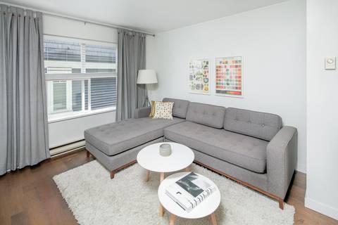 Condo for sale at 507 6th Ave E Unit 206 Vancouver British Columbia - MLS: R2389782