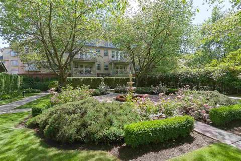 Condo for sale at 5880 Hampton Pl Unit 206 Vancouver British Columbia - MLS: R2382440