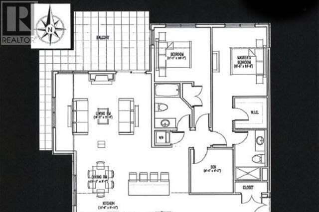 Condo for sale at 604 Lorne Street  Unit 206 Kamloops British Columbia - MLS: 158031