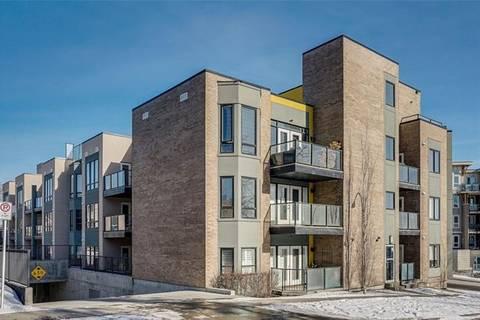 Condo for sale at 611 Edmonton Tr Northeast Unit 206 Calgary Alberta - MLS: C4287248