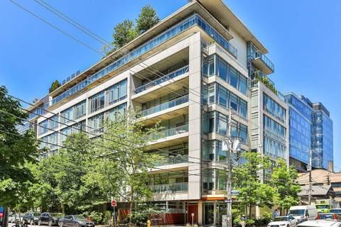 Apartment for rent at 66 Portland St Unit 206 Toronto Ontario - MLS: C4525678