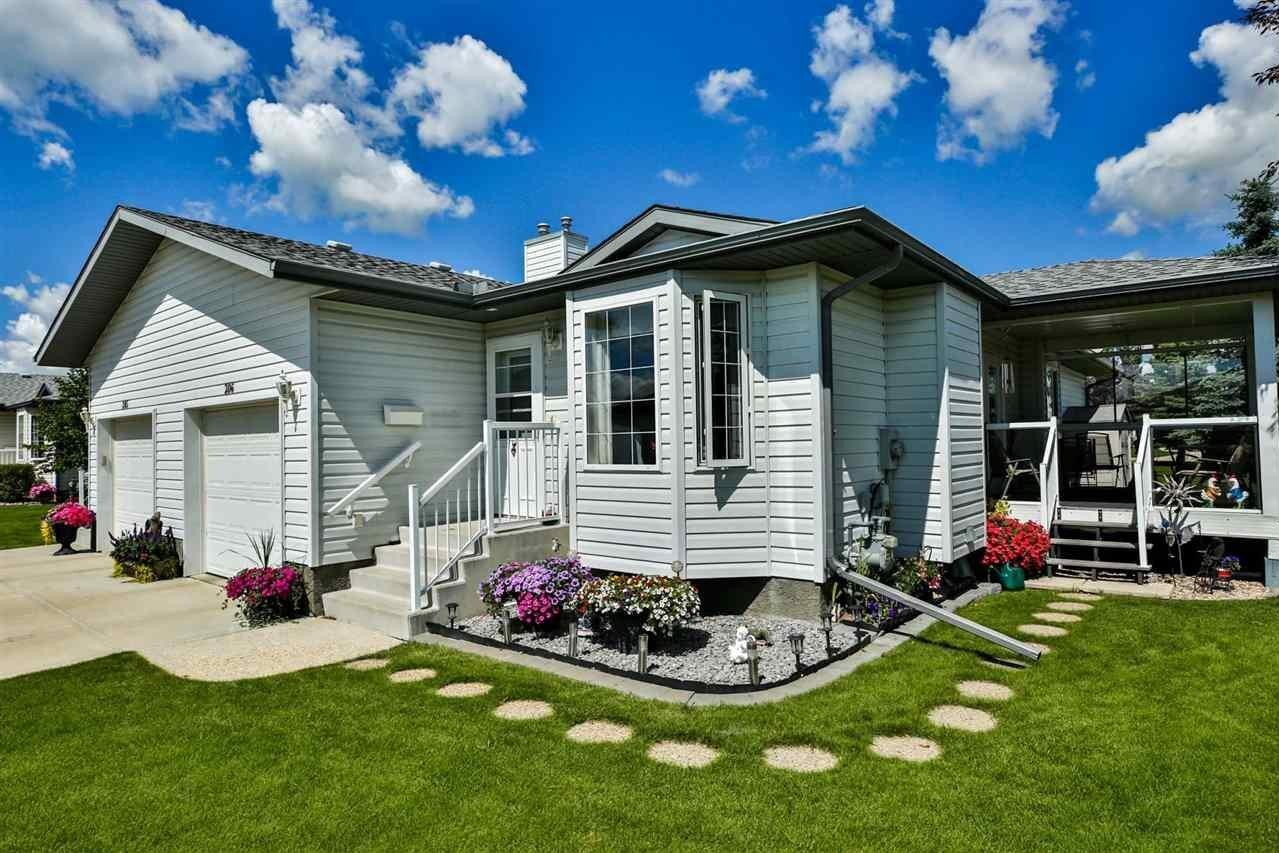 Townhouse for sale at 7000 Northview Dr Unit 206 Wetaskiwin Alberta - MLS: E4219400