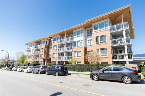 Condo for sale at 717 Chesterfield Ave Unit 206 North Vancouver British Columbia - MLS: R2389403