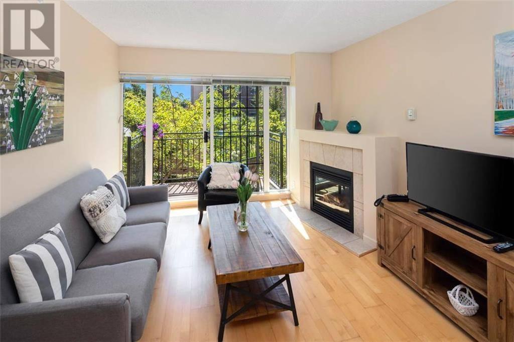 Condo for sale at 827 Fairfield Rd Unit 206 Victoria British Columbia - MLS: 414145