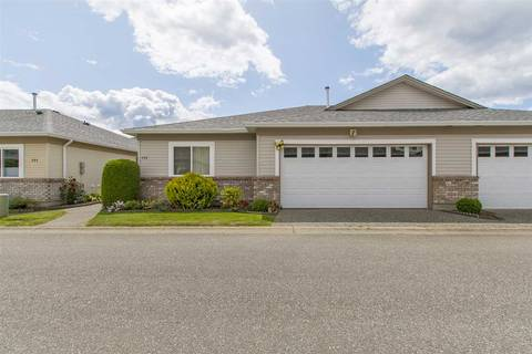 Townhouse for sale at 8485 Young Rd Unit 206 Chilliwack British Columbia - MLS: R2390188