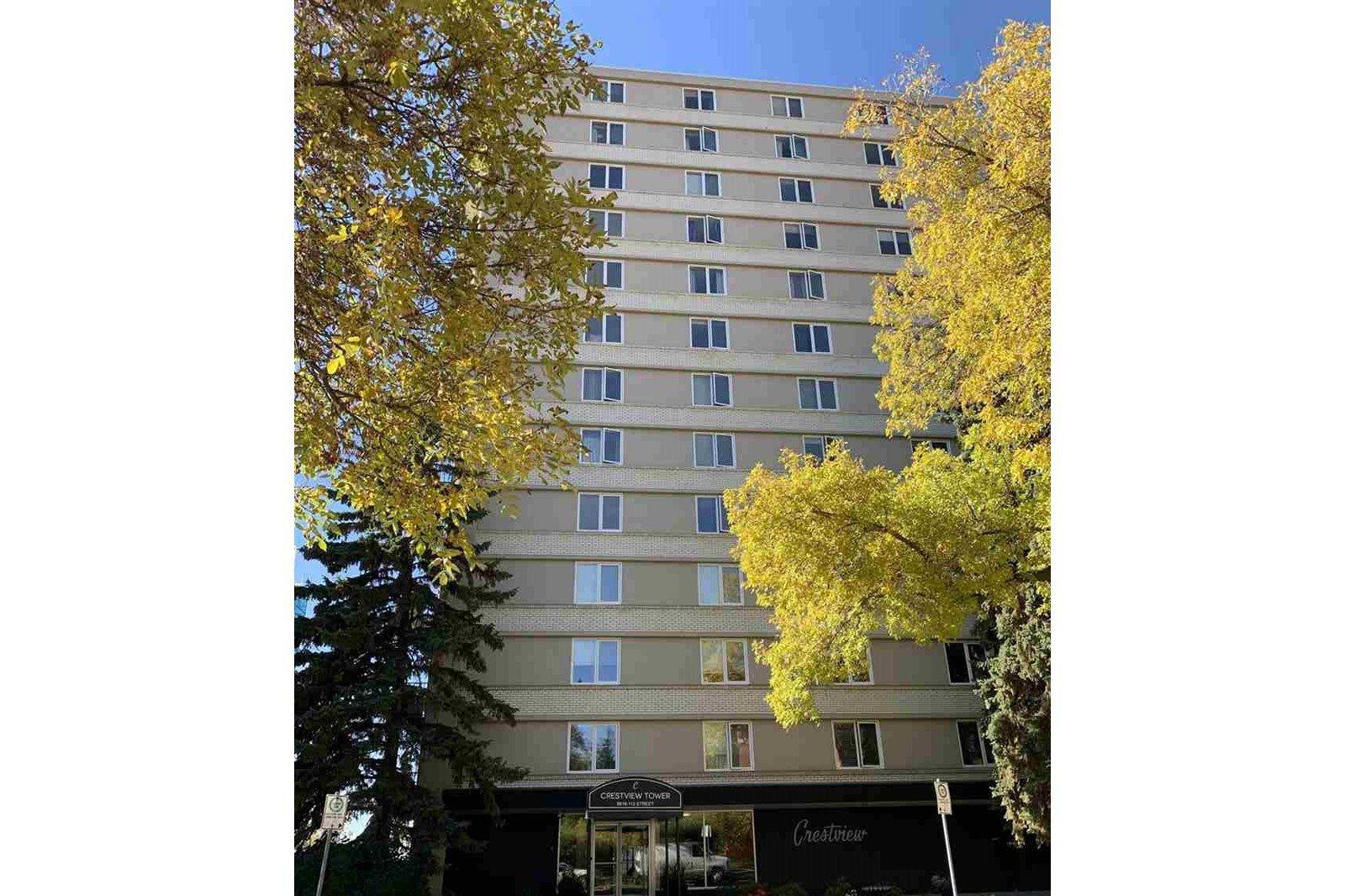Condo for sale at 9816 112 St NW Unit 206 Edmonton Alberta - MLS: E4219907