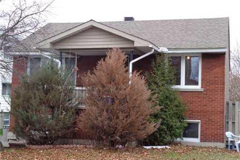 House for sale at 206 Alfred St Ottawa Ontario - MLS: 1118832