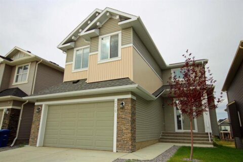 House for sale at 206 Baywater  Wy SW Airdrie Alberta - MLS: A1030661