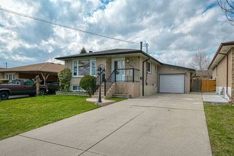 House for sale at 206 Berkindale Dr Hamilton Ontario - MLS: X4734754