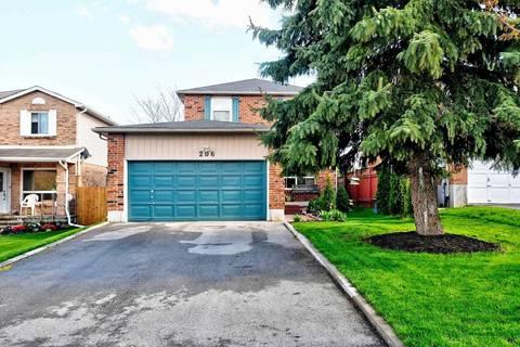House for sale at 206 Billings Cres Newmarket Ontario - MLS: N4461160