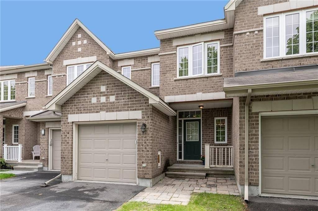 Townhouse for rent at 206 Bookton Pl Ottawa Ontario - MLS: 1170042