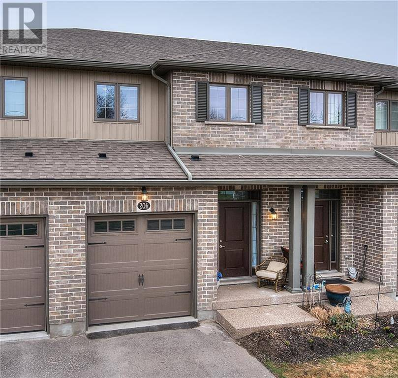 Townhouse for sale at 206 Brewery St Baden Ontario - MLS: 30802965