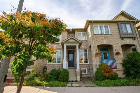Townhouse for sale at 206 Bur Oak Ave Markham Ontario - MLS: N4514821