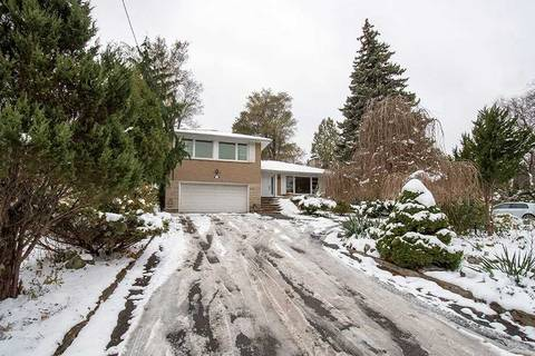 House for sale at 206 Burbank Dr Toronto Ontario - MLS: C4637035