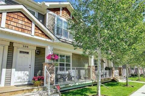 Townhouse for sale at 206 Cranberry Pk Southeast Calgary Alberta - MLS: C4303677