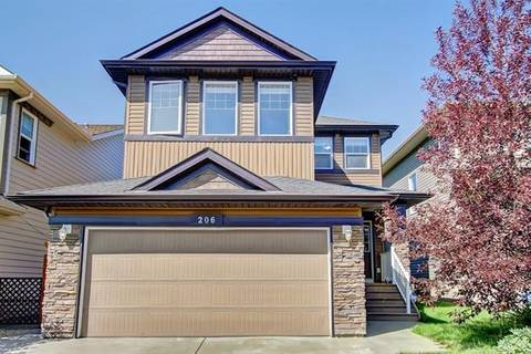 House for sale at 206 Evanspark Circ Northwest Calgary Alberta - MLS: C4263480