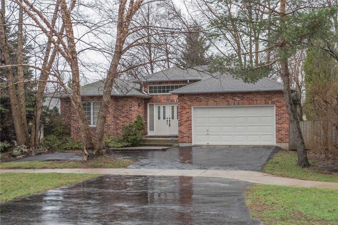 Removed: 206 Fiddlers Green Road, Ancaster, ON - Removed on 2019-05-22 08:03:14