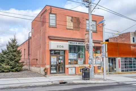 Commercial property for sale at 206 Locke St Hamilton Ontario - MLS: X4731486