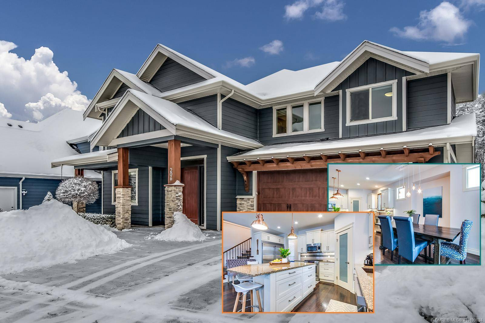 206 Lost Creek Court, Kelowna, Bc | Image 1