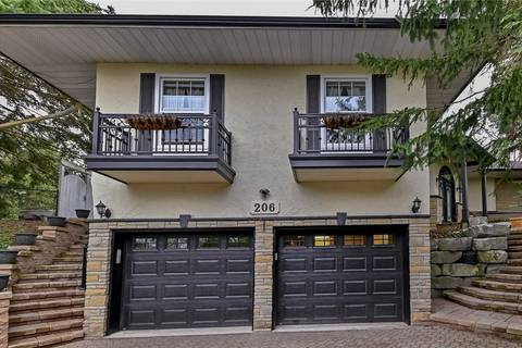 House for sale at 206 Main St Halton Hills Ontario - MLS: W4441270