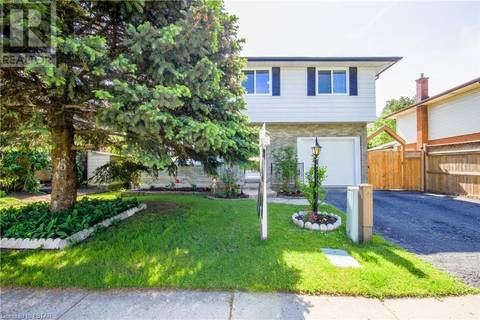 House for sale at 206 Millbank Dr London Ontario - MLS: 202958