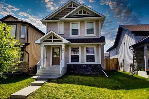 House for sale at 206 Morningside Garden(s) Southwest Airdrie Alberta - MLS: C4295167