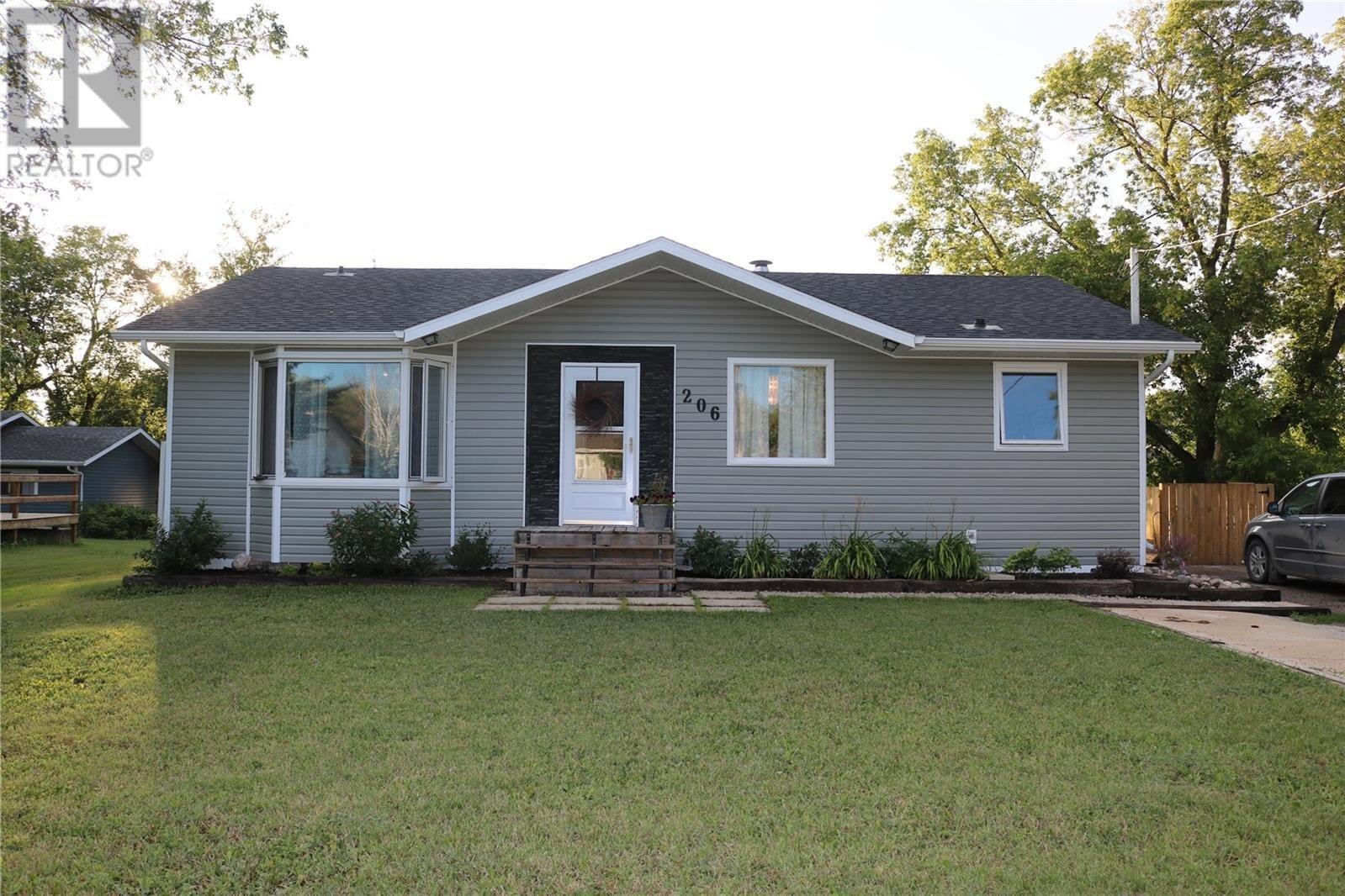 House for sale at 206 Pitt St Rocanville Saskatchewan - MLS: SK821769