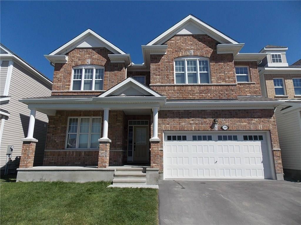 House for rent at 206 Ponderosa St Ottawa Ontario - MLS: 1169861