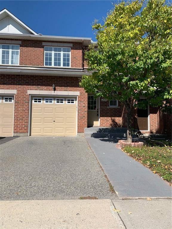 Townhouse for rent at 206 Portrush Ave Ottawa Ontario - MLS: 1169626