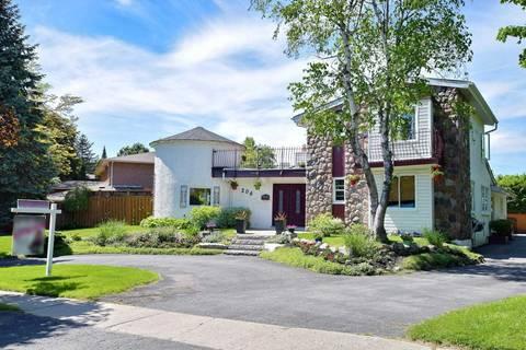House for sale at 206 Sherwood Ct Oshawa Ontario - MLS: E4484617