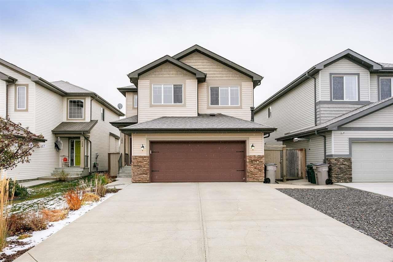 House for sale at 206 Silverstone Cr Stony Plain Alberta - MLS: E4216846