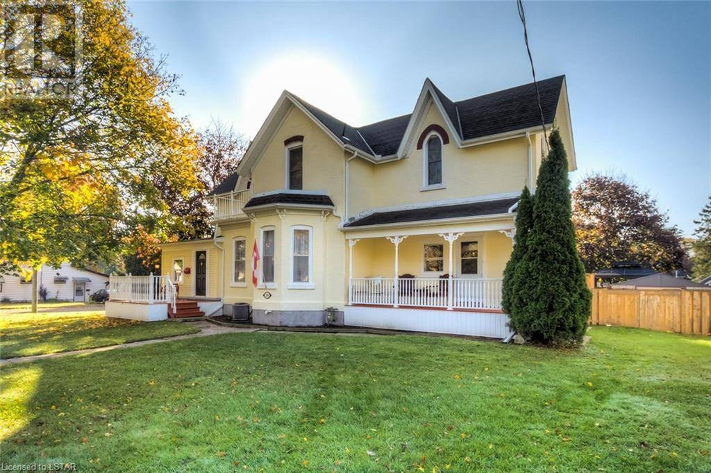 House for sale at 206 Sydenham St East Aylmer Ontario - MLS: 230403
