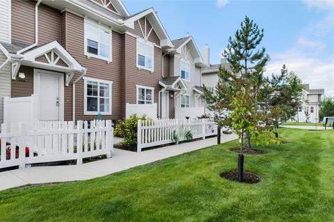 Townhouse for sale at 206 Toscana Garden(s) Northwest Calgary Alberta - MLS: C4264339