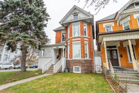 House for sale at 206 Victoria Ave N Hamilton Ontario - MLS: H4049953