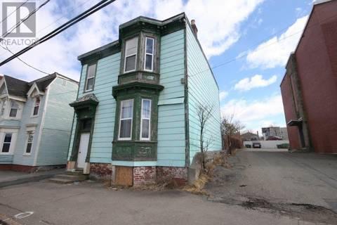 Townhouse for sale at 206 Wentworth St Saint John New Brunswick - MLS: NB022309