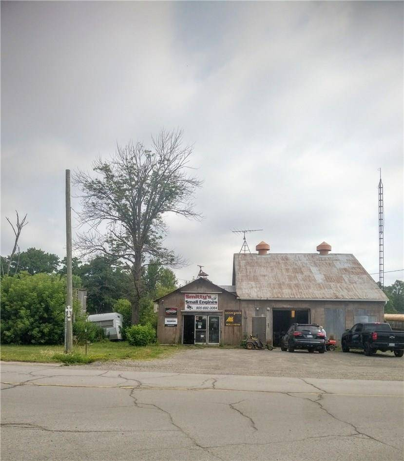 Commercial property for sale at 2060 Haldibrook Rd Glanbrook Ontario - MLS: H4059199