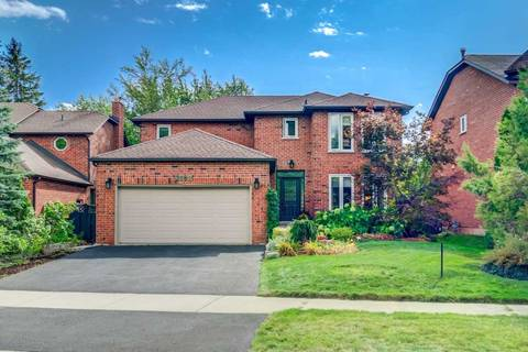 House for sale at 2060 Markle Dr Oakville Ontario - MLS: W4591217