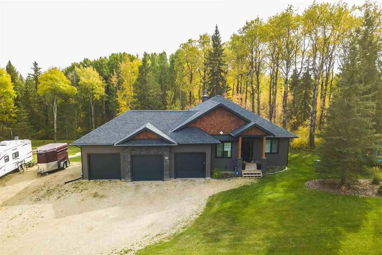 House for sale at 2060 Spring Lake Dr Rural Parkland County Alberta - MLS: E4185004