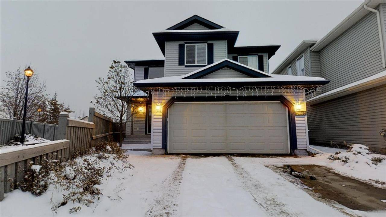 House for sale at 20603 49 Ave Nw Edmonton Alberta - MLS: E4182763